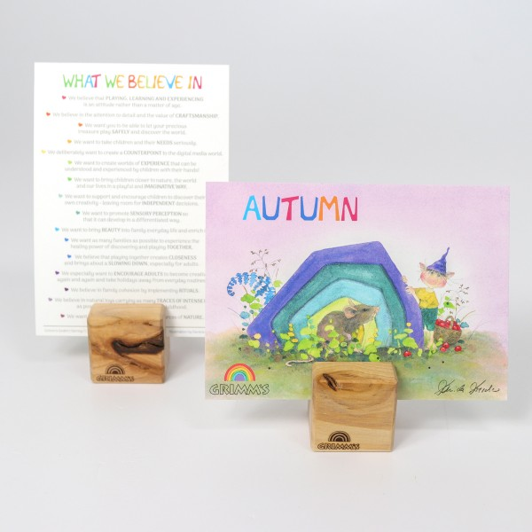 "Postkartenset ""Autumn"" by Daniela Drescher, VE: 25 Stk-1"