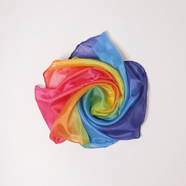 Mini Playsilk Rainbow